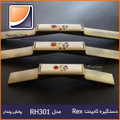 دستگیره کابینت Rex RH301